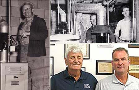 Jeff Lowe Plumbing Generations
